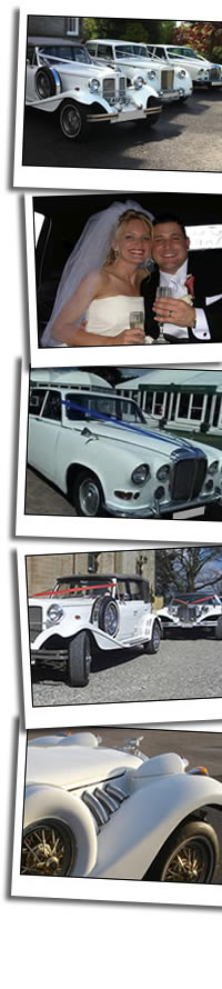 Wedding car fleet